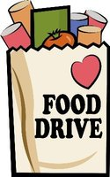Jr. High Student Council Continuing Food Drive