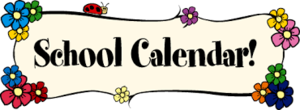 Waterford Elementary 2018-2019 School Calendar
