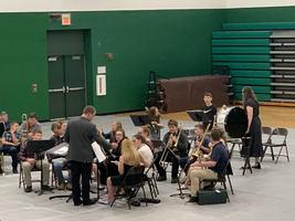 5th-8th grade Bands Play to Huge Crowd