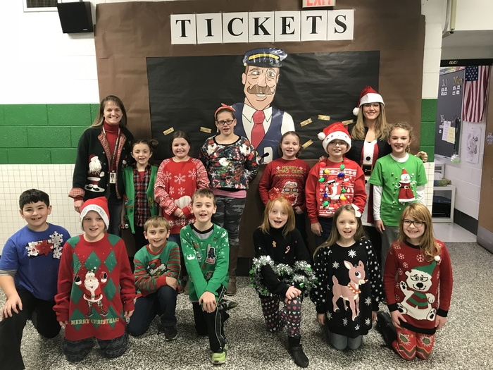 3rd Grade Ugly Sweater